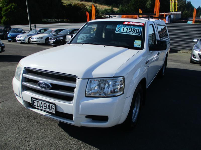 image-9, 2007 FORD RANGER XL Single Cab at Dunedin