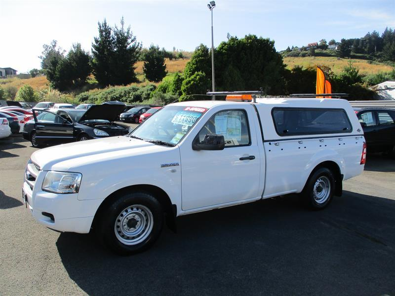 image-8, 2007 FORD RANGER XL Single Cab at Dunedin