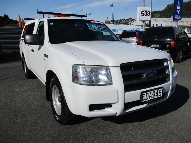 image-11, 2007 FORD RANGER XL Single Cab at Dunedin