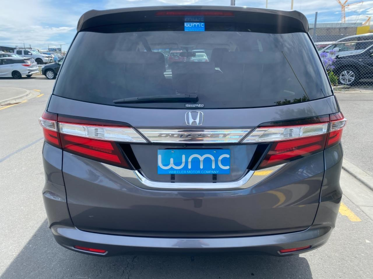 image-6, 2013 Honda Odyssey G-EX Package 7-Seater at Christchurch