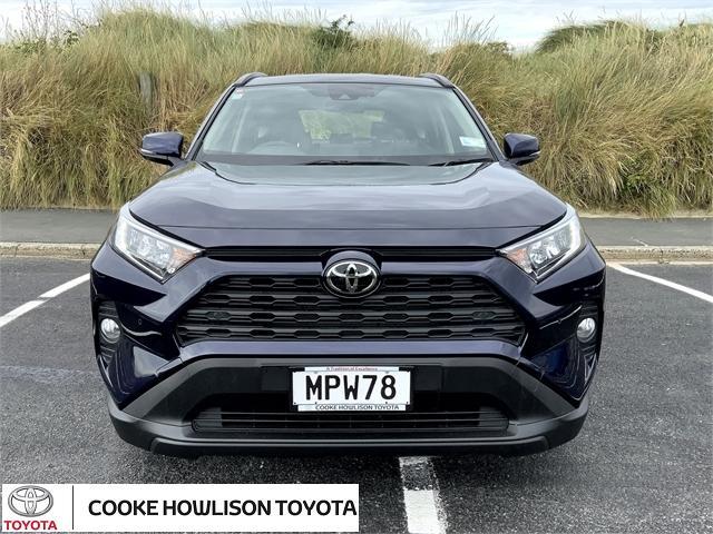 image-1, 2019 Toyota RAV4 GX 2.0P CVT FWD at Dunedin