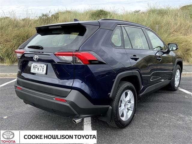 image-8, 2019 Toyota RAV4 GX 2.0P CVT FWD at Dunedin