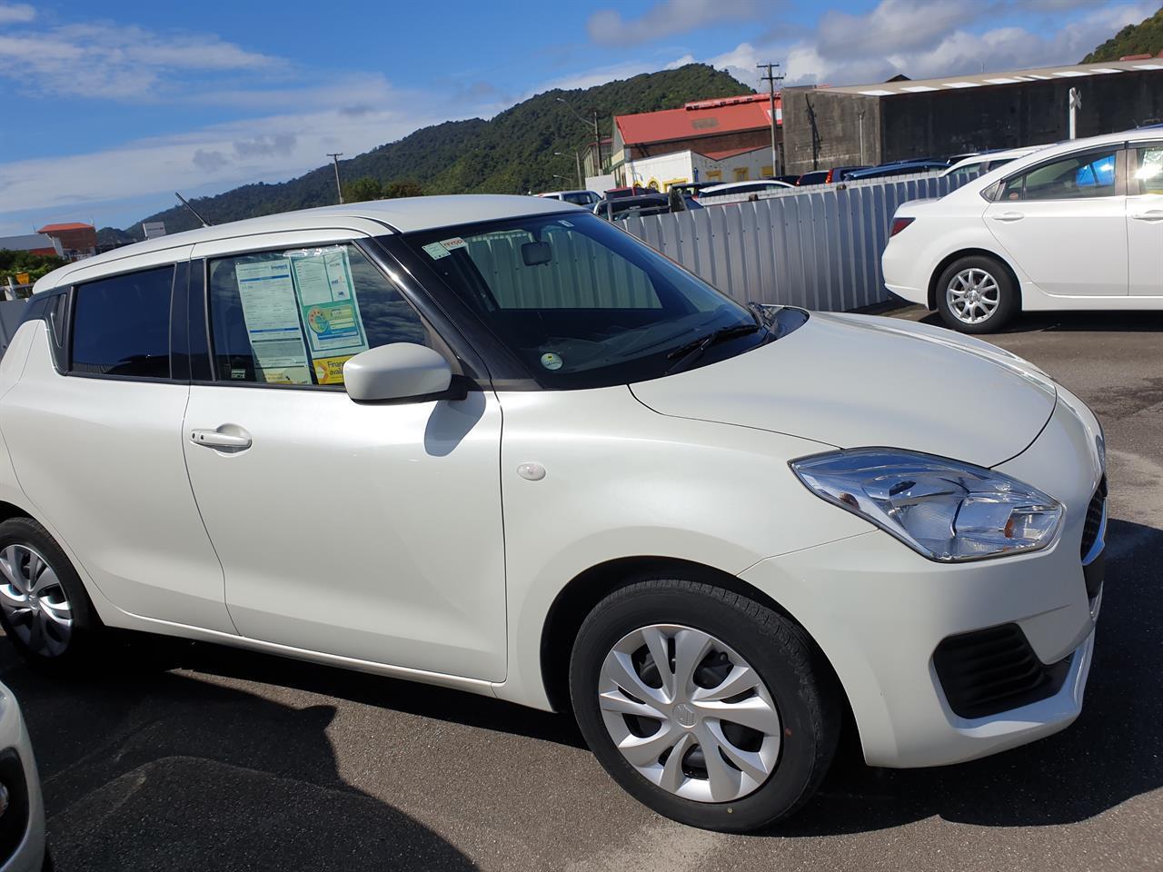 image-5, 2018 Suzuki Swift at Greymouth