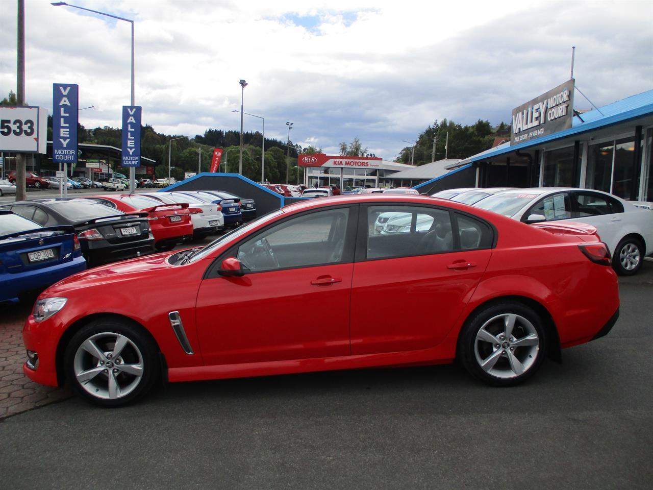 image-7, 2017 Holden Commodore VF2 SV6 3.6P/6AT/SL at Dunedin