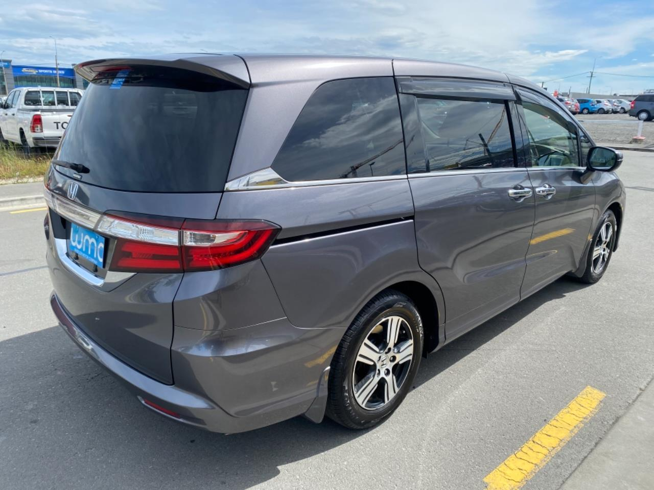 image-7, 2013 Honda Odyssey G-EX Package 7-Seater at Christchurch