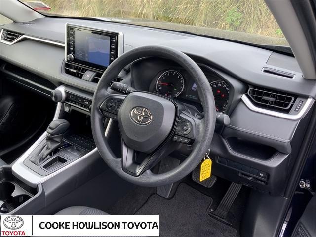 image-13, 2019 Toyota RAV4 GX 2.0P CVT FWD at Dunedin