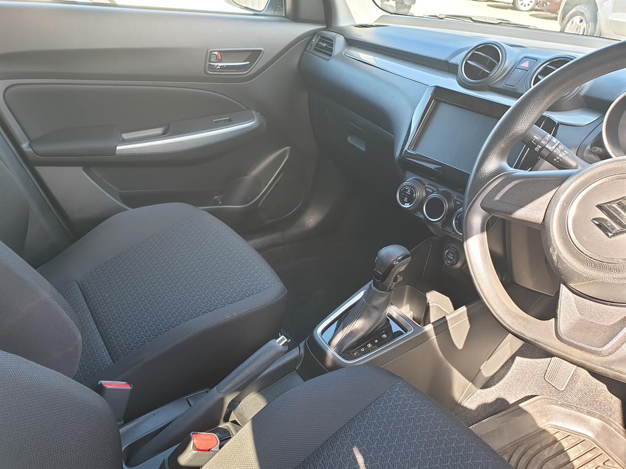 image-7, 2018 Suzuki Swift at Greymouth