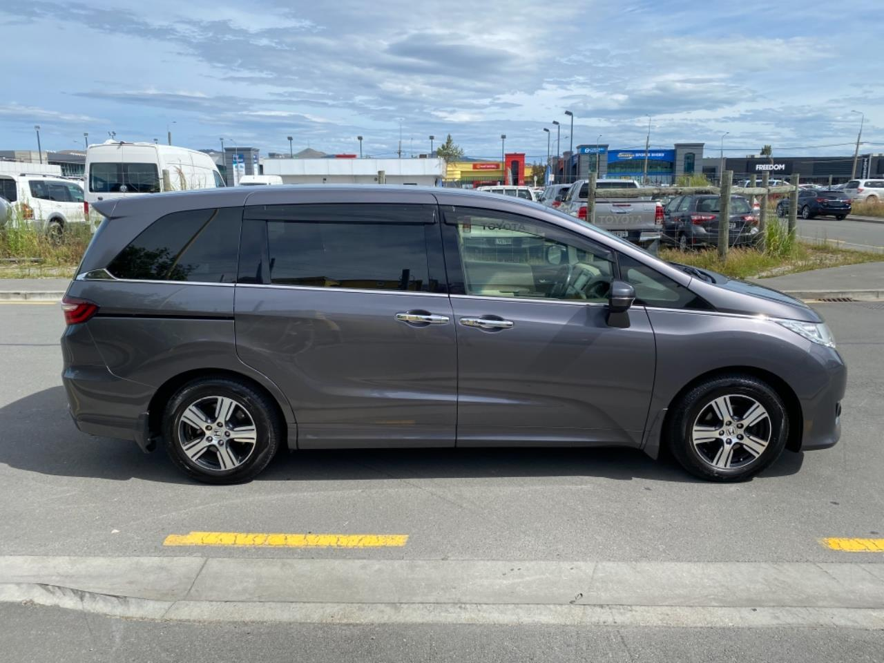 image-4, 2013 Honda Odyssey G-EX Package 7-Seater at Christchurch