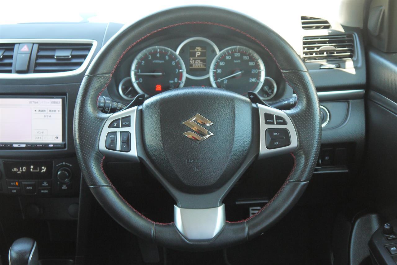 image-13, 2014 Suzuki Swift SPORT EDITION at Christchurch