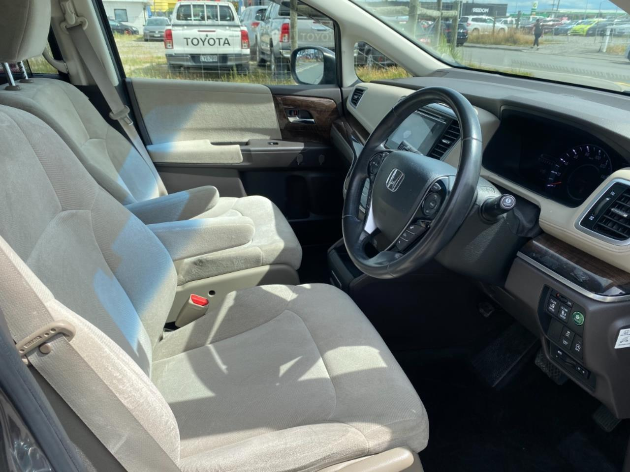 image-10, 2013 Honda Odyssey G-EX Package 7-Seater at Christchurch