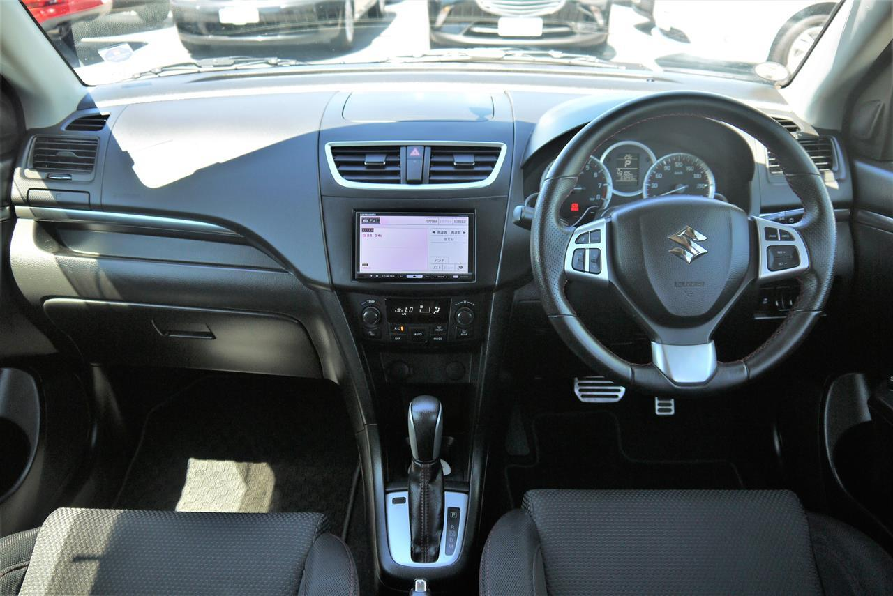image-14, 2014 Suzuki Swift SPORT EDITION at Christchurch