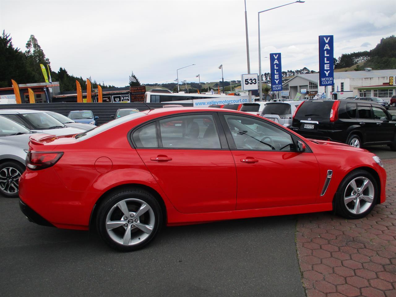 image-3, 2017 Holden Commodore VF2 SV6 3.6P/6AT/SL at Dunedin