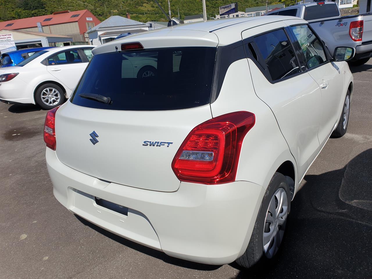 image-6, 2018 Suzuki Swift at Greymouth