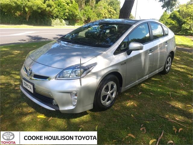 image-2, 2012 Toyota Prius PHV Plug in Hybrid 1.8 Petrol G at Dunedin