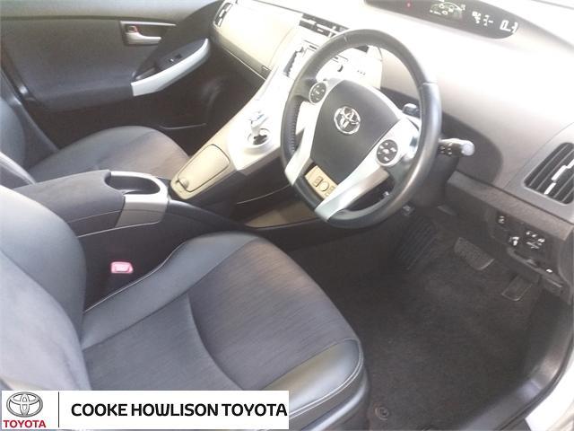 image-14, 2012 Toyota Prius PHV Plug in Hybrid 1.8 Petrol G at Dunedin