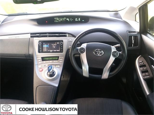 image-13, 2012 Toyota Prius PHV Plug in Hybrid 1.8 Petrol G at Dunedin