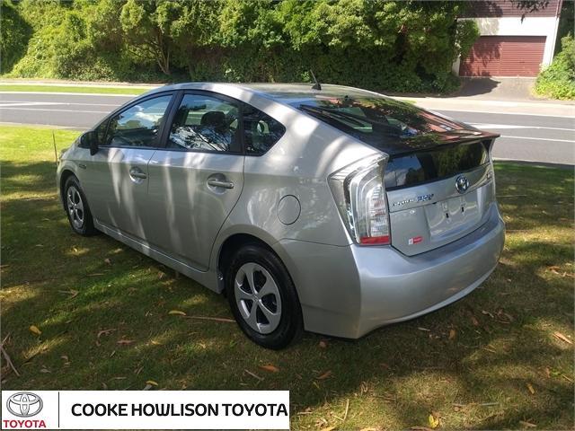 image-3, 2012 Toyota Prius PHV Plug in Hybrid 1.8 Petrol G at Dunedin
