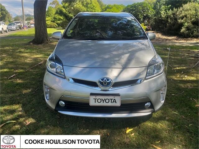 image-1, 2012 Toyota Prius PHV Plug in Hybrid 1.8 Petrol G at Dunedin