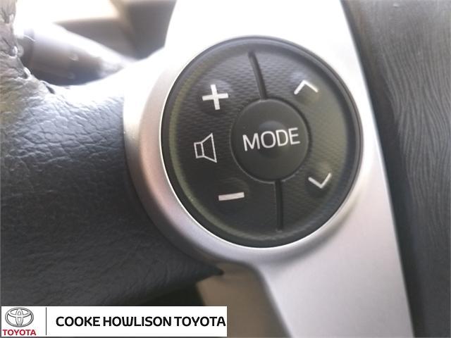 image-19, 2012 Toyota Prius PHV Plug in Hybrid 1.8 Petrol G at Dunedin