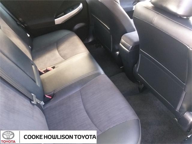image-12, 2012 Toyota Prius PHV Plug in Hybrid 1.8 Petrol G at Dunedin