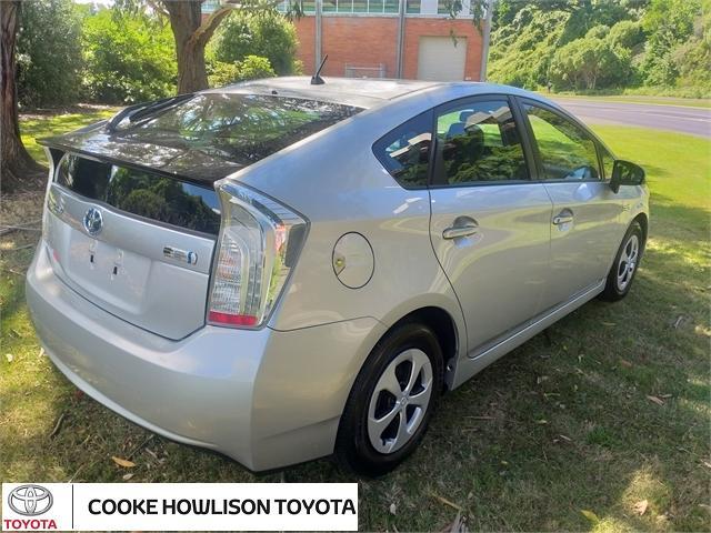 image-5, 2012 Toyota Prius PHV Plug in Hybrid 1.8 Petrol G at Dunedin