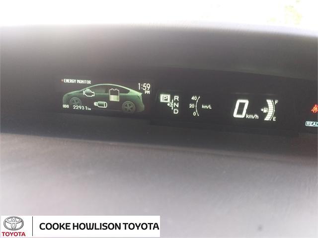 image-16, 2012 Toyota Prius PHV Plug in Hybrid 1.8 Petrol G at Dunedin