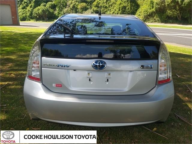 image-4, 2012 Toyota Prius PHV Plug in Hybrid 1.8 Petrol G at Dunedin
