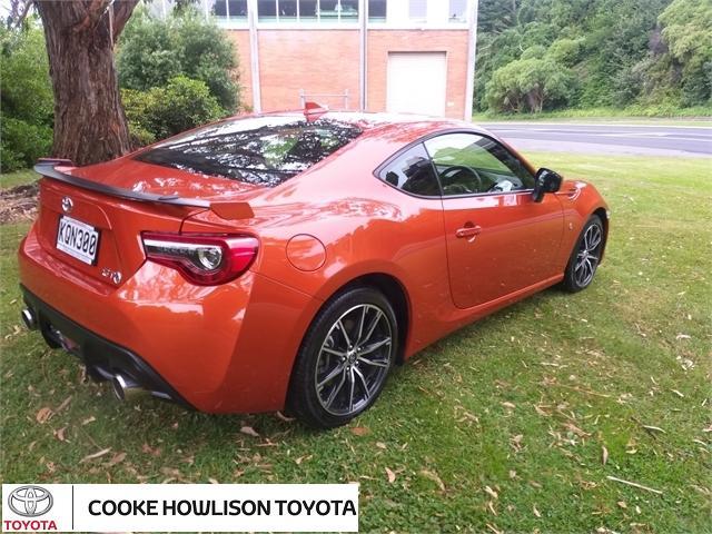 image-5, 2017 Toyota 86 GTSports Car at Dunedin
