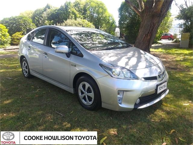 image-0, 2012 Toyota Prius PHV Plug in Hybrid 1.8 Petrol G at Dunedin