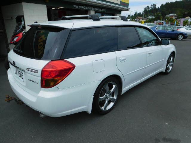image-5, 2004 Subaru Legacy 30l at Dunedin