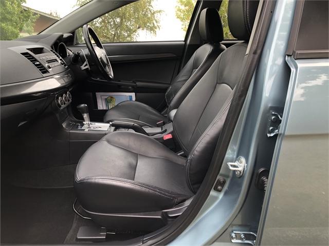 image-4, 2010 Mitsubishi Lancer VRX 2.4L Petrol Auto 5-Door at Waimakariri