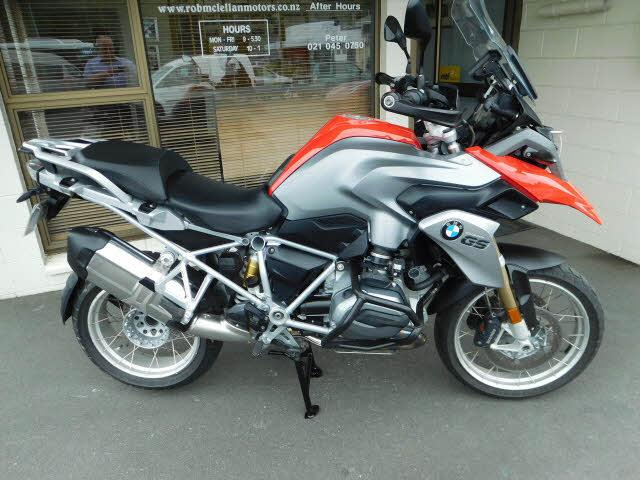 image-1, 2015 BMW R1200GS Adventure at Dunedin