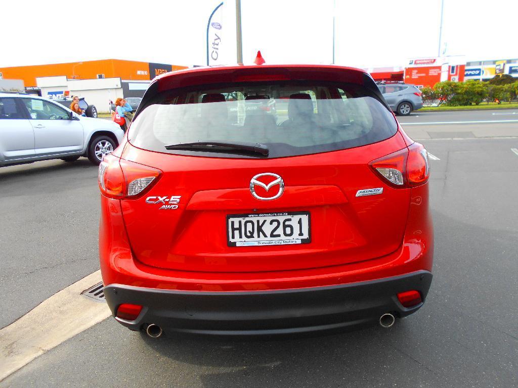 image-3, 2014 Mazda CX-5 GSX Diesel auto at Dunedin