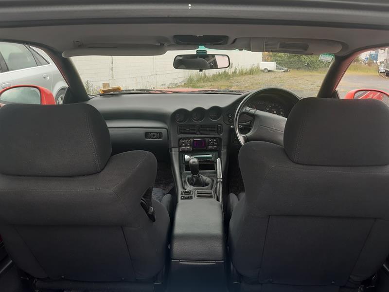 image-8, 1996 Mitsubishi GTO 5 Speed Manual * only 92648 Km at Dunedin