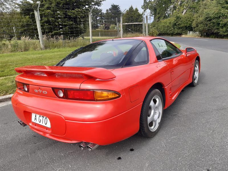 image-2, 1996 Mitsubishi GTO 5 Speed Manual * only 92648 Km at Dunedin