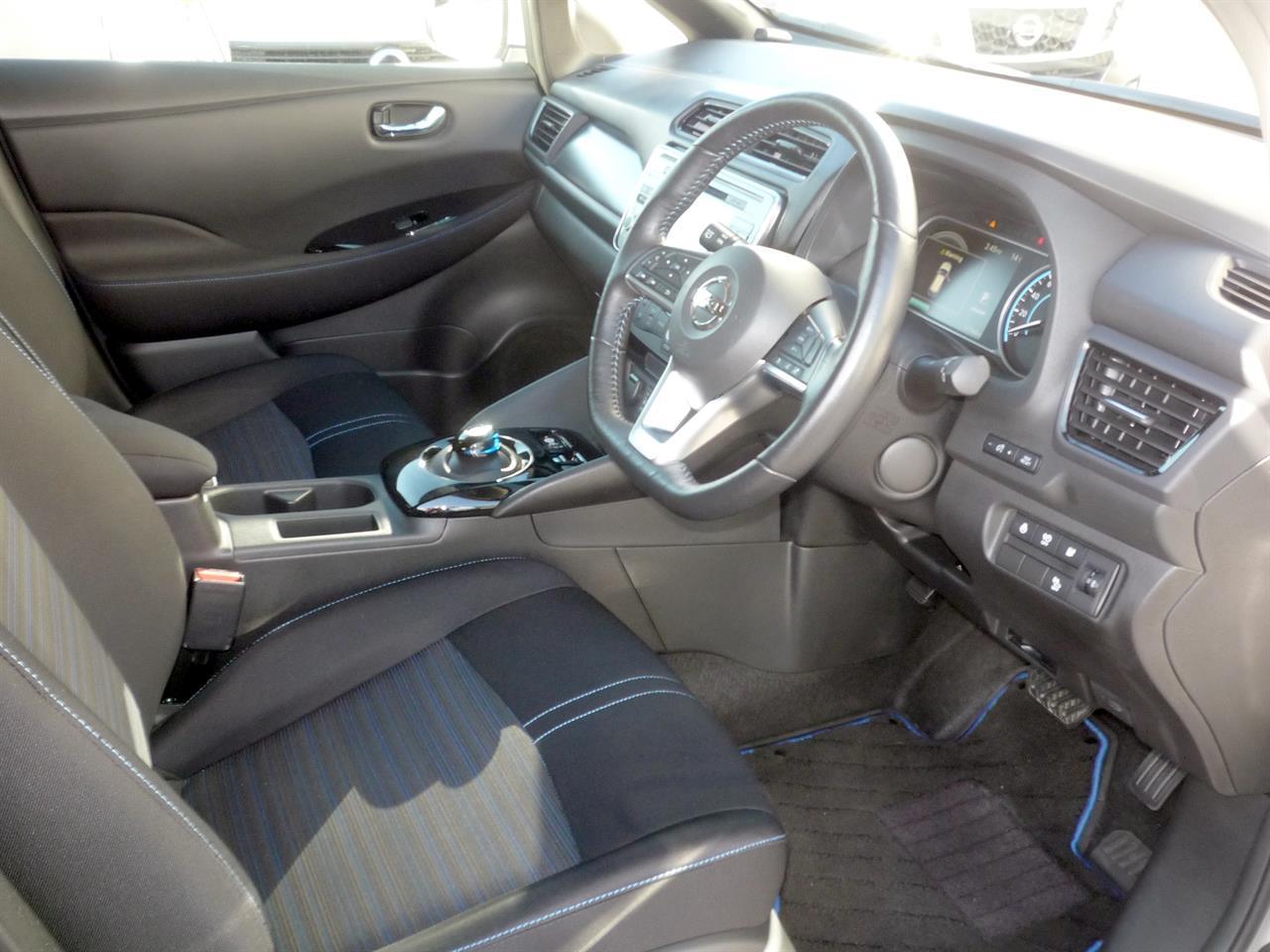 image-5, 2018 Nissan Leaf 40X (SOH 91.80%) at Dunedin