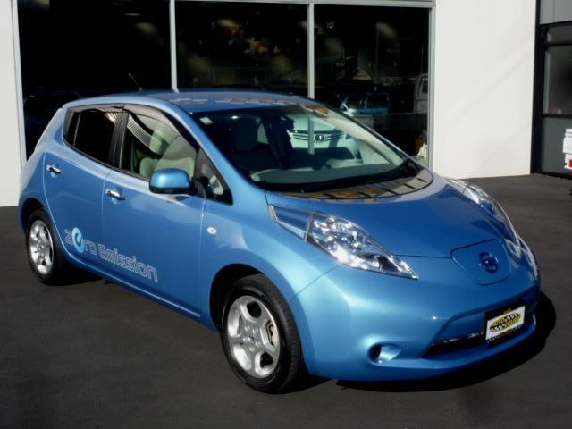 image-13, 2011 Nissan Leaf 24X (SOH 74.31%) at Dunedin