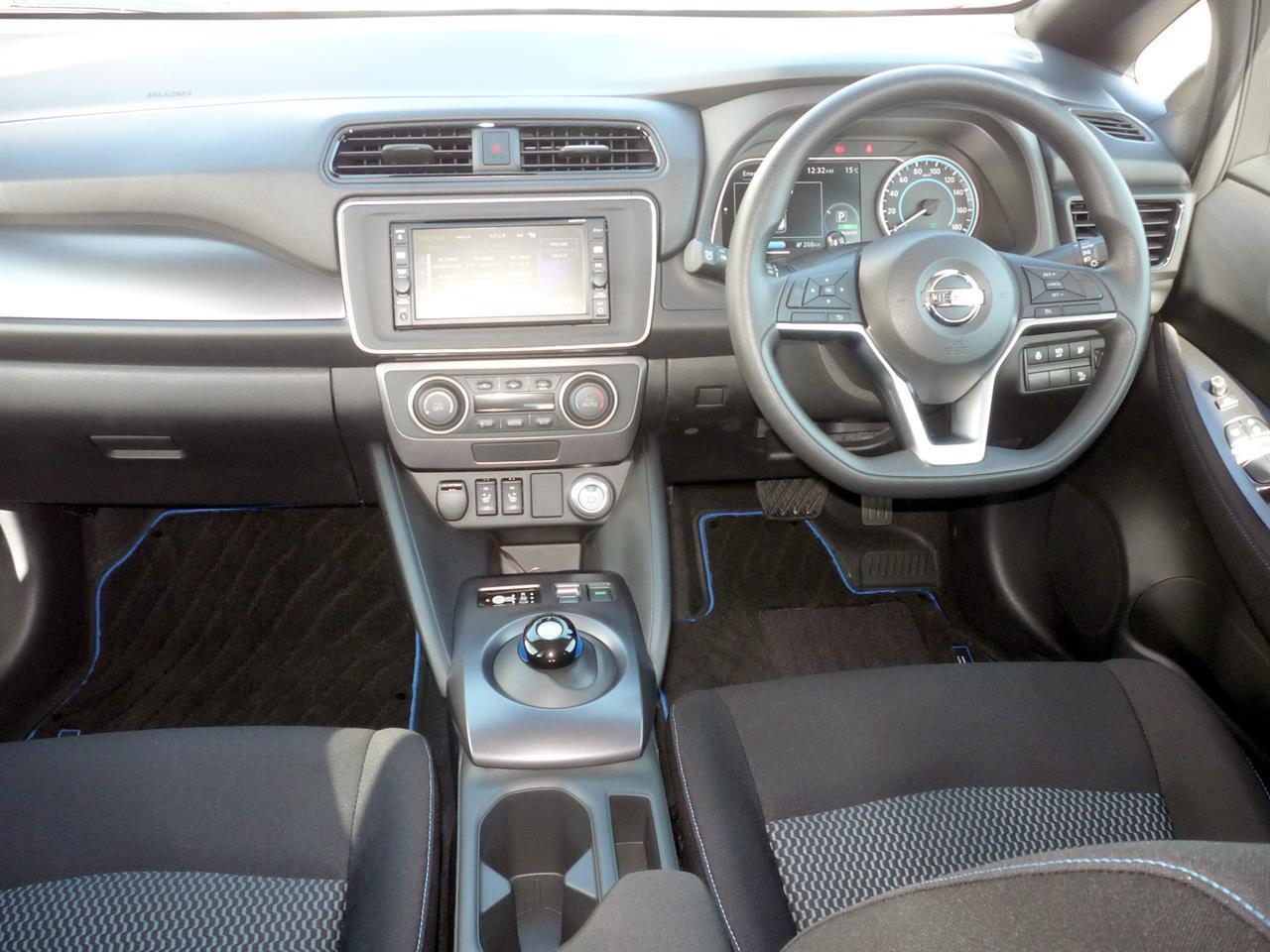 image-2, 2018 Nissan Leaf 40S (SOH 95.66%) at Dunedin