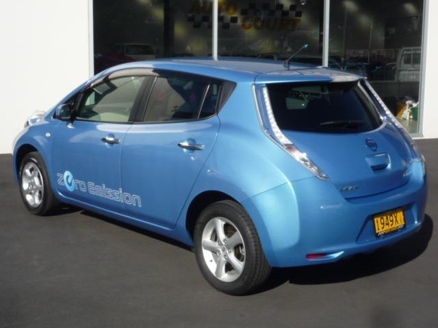 image-17, 2011 Nissan Leaf 24X (SOH 74.31%) at Dunedin