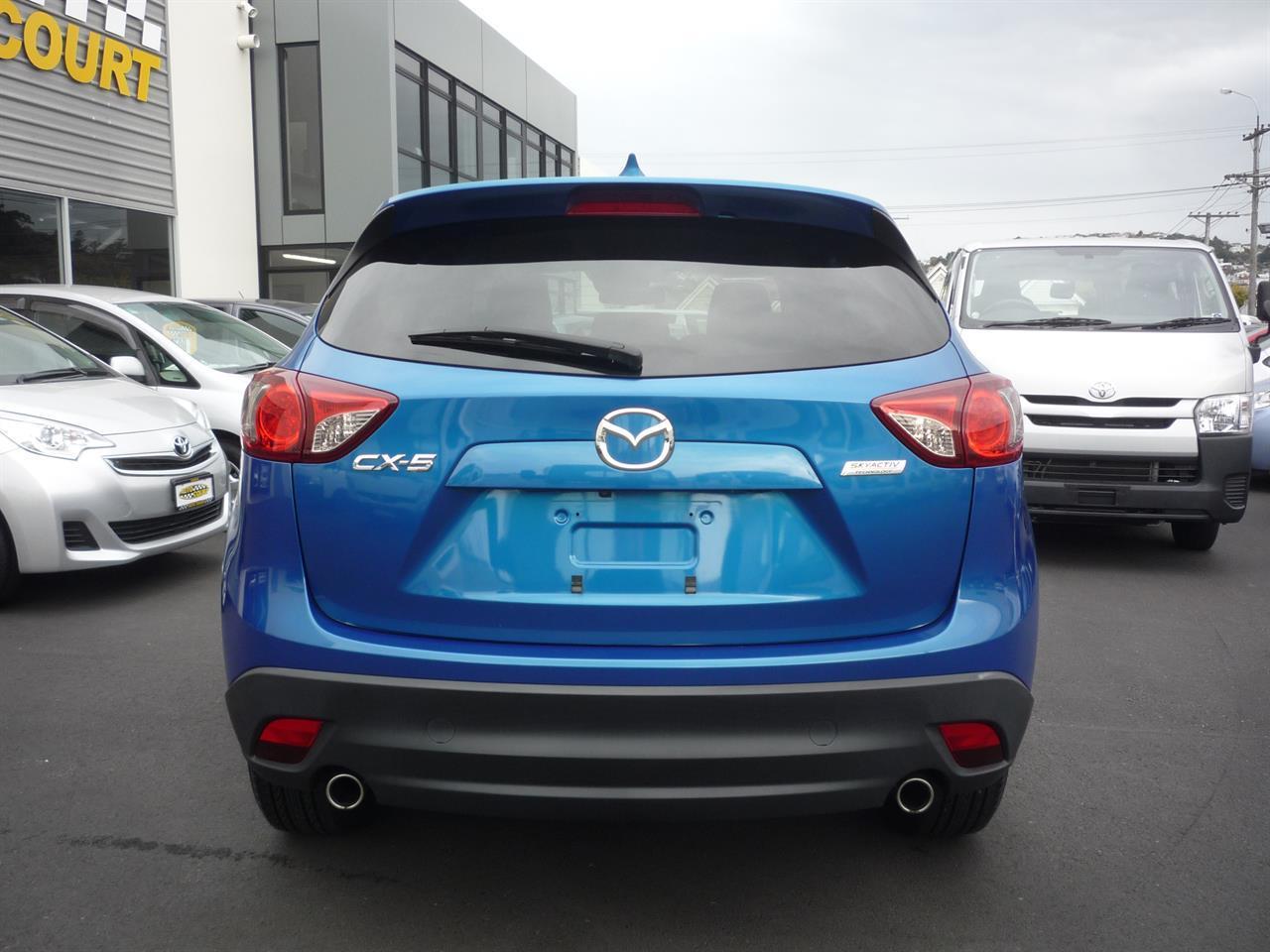 image-15, 2013 Mazda CX-5 XD-L 2WD at Dunedin