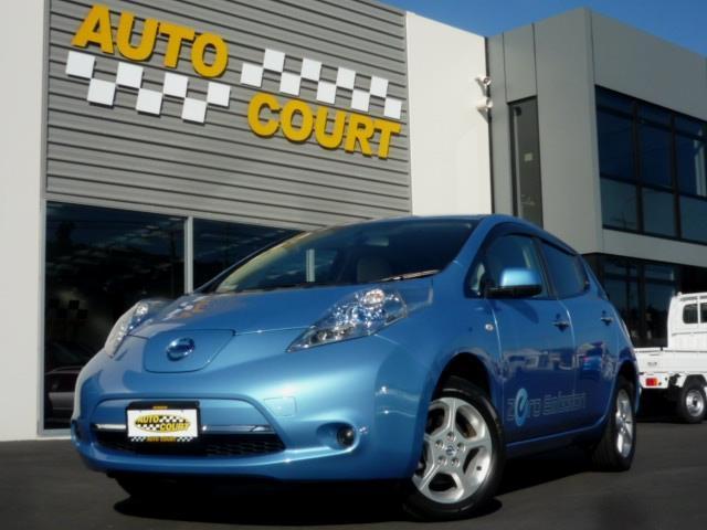 image-9, 2011 Nissan Leaf 24X (SOH 74.31%) at Dunedin