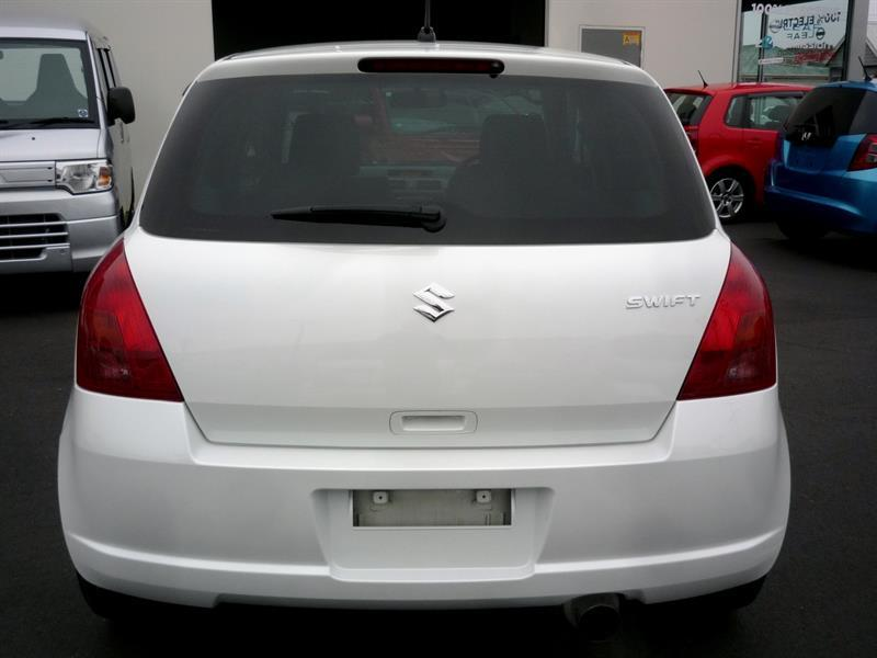 image-14, 2007 Suzuki Swift XG at Dunedin