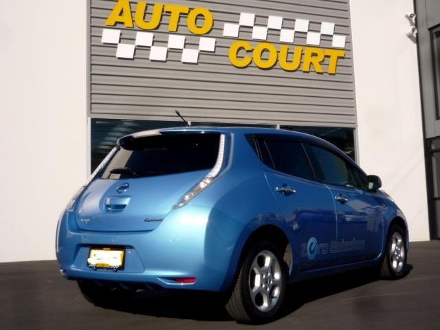 image-15, 2011 Nissan Leaf 24X (SOH 74.31%) at Dunedin