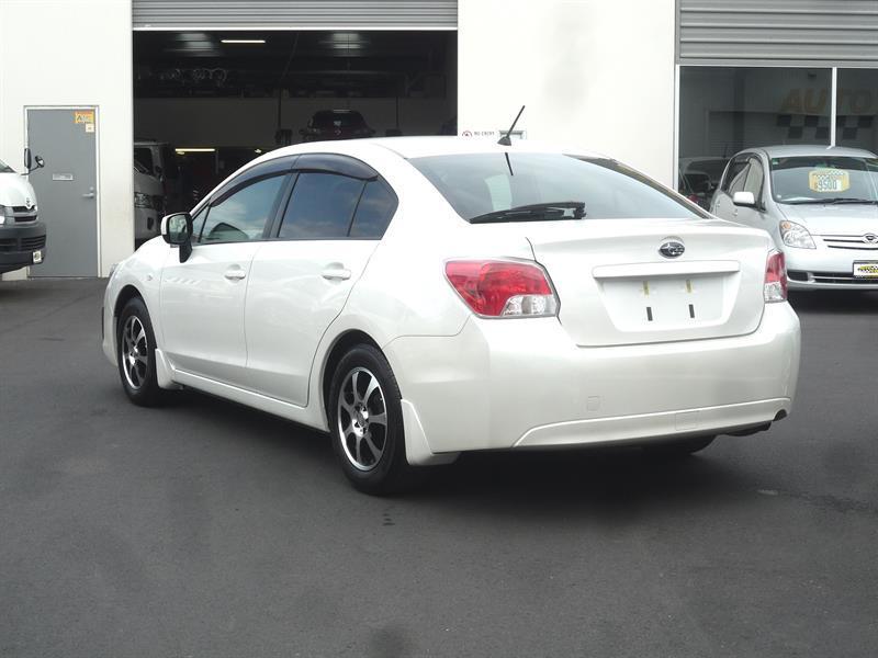 image-16, 2013 Subaru Impreza G4 1.6i-L at Dunedin