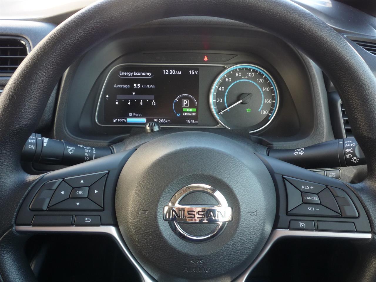 image-3, 2018 Nissan Leaf 40S (SOH 95.66%) at Dunedin