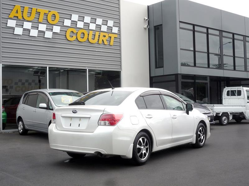 image-13, 2013 Subaru Impreza G4 1.6i-L at Dunedin