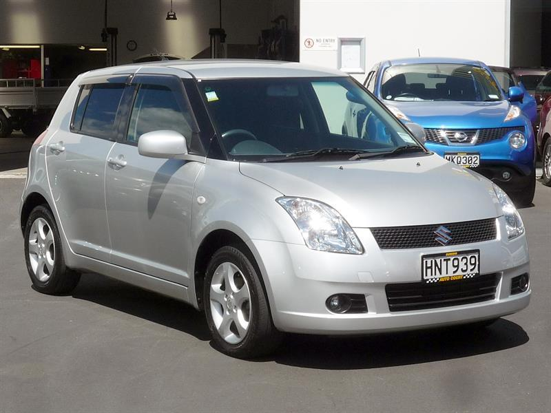 image-10, 2005 Suzuki Swift XS 4WD at Dunedin