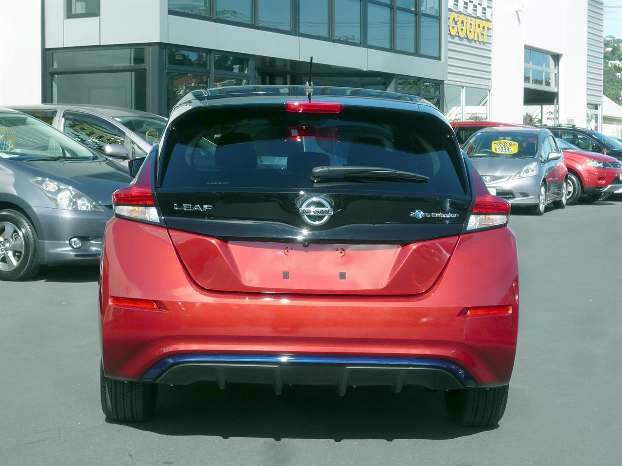 image-16, 2018 Nissan Leaf 40S (SOH 95.66%) at Dunedin