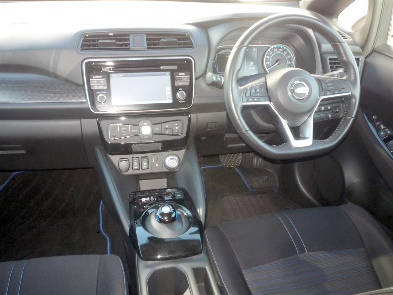 image-2, 2018 Nissan Leaf 40X (SOH 91.80%) at Dunedin
