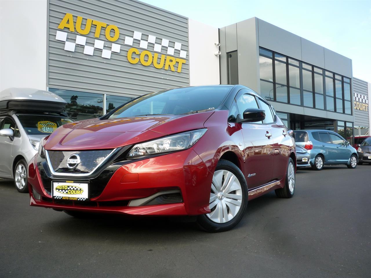 image-9, 2018 Nissan Leaf 40S (SOH 95.66%) at Dunedin